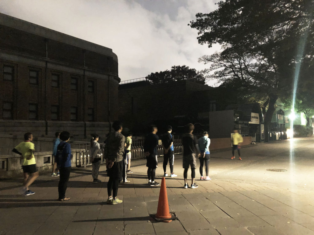 第90回エアープレス上野ランニングクラブ