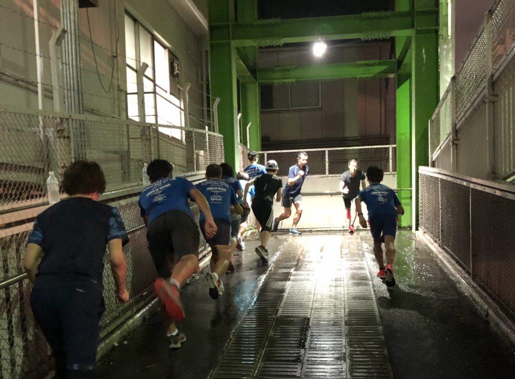 第99回エアープレス上野ランニングクラブ